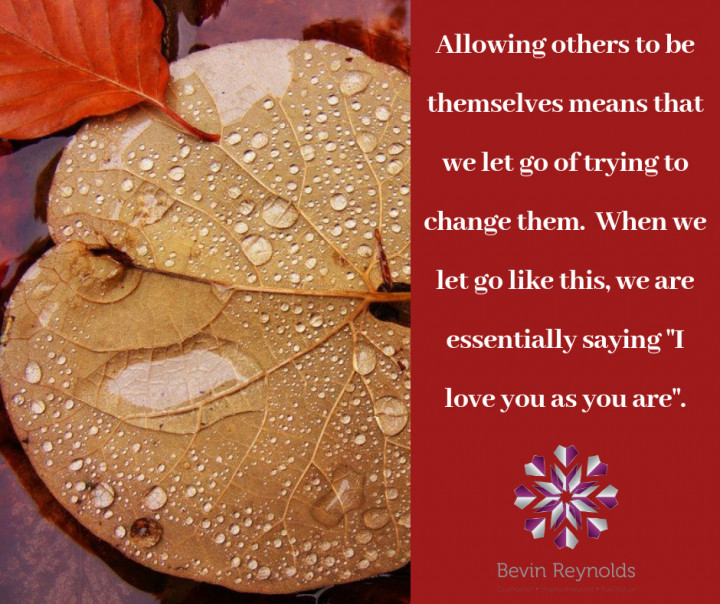 Mindful Allowing